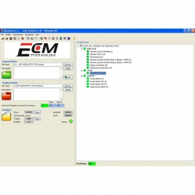 ECM TITANIUM V1.61 with 18475 Driver Send by link