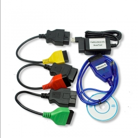 Fiat ECU Scanner Diagnostic Tool Full Set Cables Free Shipping