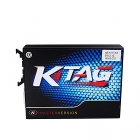 KTAG V2.13 FW V6.070 Master Version With Unlimited Token Get Free ECM TITANIUM