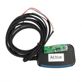 Adblue Emulator 7 in 1 with Programing Adapter For for Benz/MAN/Scania/Iveco/DAF/Volvo/Renault