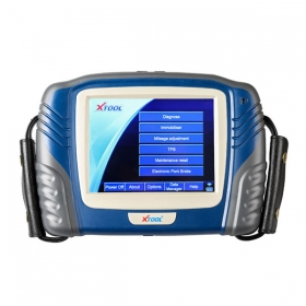 XTOOL PS2 GDS Gasoline Version Bluetooth Diagnostic Tool With Printer 3 Years Warranty