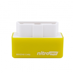 10PCS Nitro OBD2 Benzine Cars Plug and Drive Nitro Performance Chip Tuning Box Wholesale