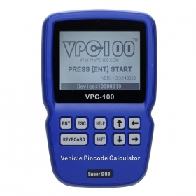 VPC-100 VPC100 Vehicle Hand-Held Pin Code Calculator 500 Tokens
