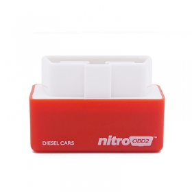 Plug and Drive Nitro OBD2 Performance Chip Tuning Box for Diesel Cars