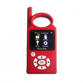 CBAY Handy Baby Hand-held Car Key Copy Auto Key Programmer For 4D/46/48 Chips