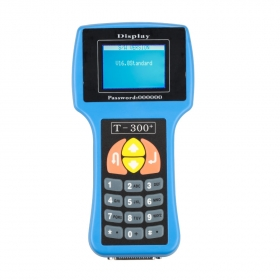 V16.8 T300+ T300 Key Programmer Blue Version English/Spanish