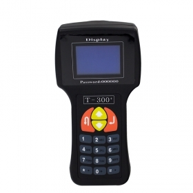 T300 Key Programmer English/Spanish Black Version