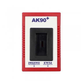 V3.19 AK90 Key Programmer AK90+ For All BMW EWS From 1995-2005 DHL Free