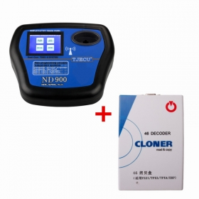 ND900 Plus ID46 4D Decoder 2 in 1 Key Programmer Wholesale