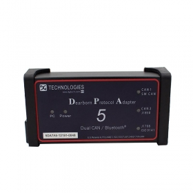 DPA5 Dearborn Protocol Adapter 5 Heavy Duty Truck Scanner without Bluetooth