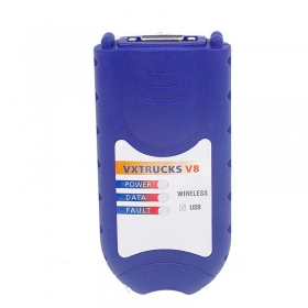 NEXIQ Bluetooth 125032 USB Diagnostic Tool For Diesel Heavy Truck