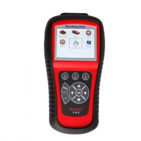Original Autel MaxiDiag Elite MD802 Full System with Data Stream