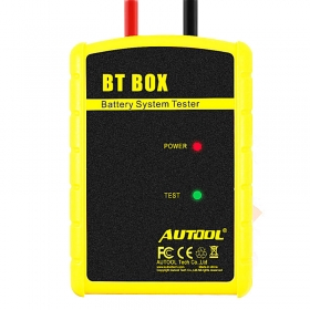 AUTOOL BT-BOX Battery System Tester works on Android /iOS