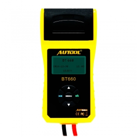 AUTOOL BT660 Battery System Tester 12V/24V