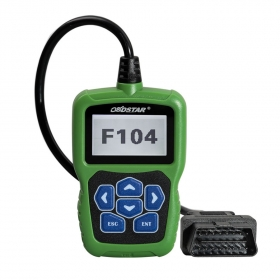 OBDSTAR F104 for Chrysler/Jeep/Dodge Odometer & Key Programmer