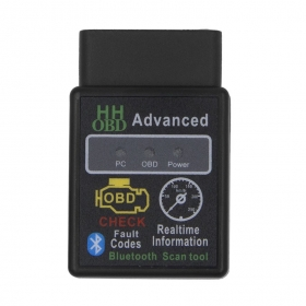 HH OBD VGATE ELM327 Bluetooth V2.1 For Android PC