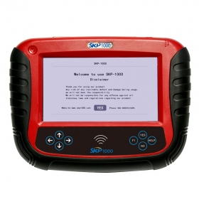 SKP1000 Tablet Auto Key Programmer English Version