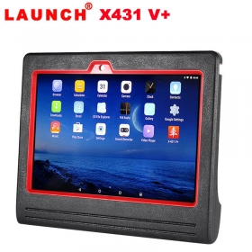 Launch X431 V+ Tablet Wifi/Bluetooth Global Version Full System Scanner