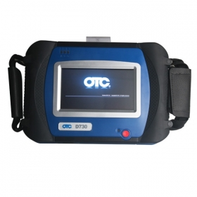 AUTOBOSS SPX OTC D730 Automotive Diagnostic Scanner with Printer