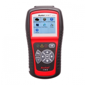 Original Autel AutoLink AL519 OBD-II And CAN Scanner Tool
