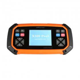 OBDSTAR X300 PRO3 Key Master with Immobiliser /Odometer /EEPROM/PIC OBDII Tool