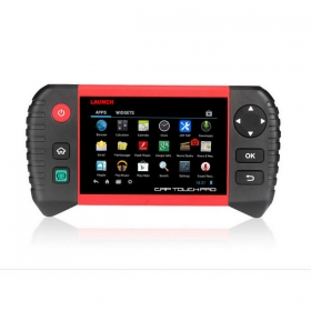 "Launch CRP Touch Pro 5.0"" Android Touch Screen OBD2 Diagnostic"
