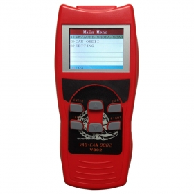 V-Scan VAG+CAN OBDII V802 Professional Car Diagnostic Tool with Colorful LCD Display