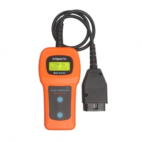 U281 VW AUDI SEAT CAN-BUS OBD OBD2 Code Reader Scanner