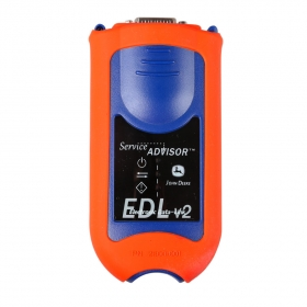 Promotion! John Deere Service Advisor EDL V2 Electronic Data Link Truck Diagnostic Kit