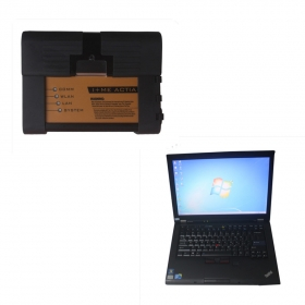 BMW ICOM A2+B+C WIFI Plus Lenovo T410 Laptop