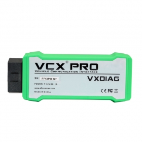 VXDIAG VCX NANO PRO 7 in 1 OBD2 Auto Diagnostic Tool For GM/FORD/MAZDA/VW/HONDA/VOLVO/TOYOTA/JLR