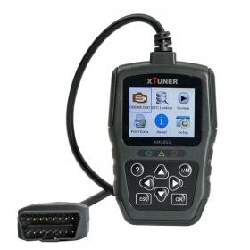 2017 Latest XTUNER AM1011 OBDII/EOBD PLUS Code Reader Multi-Language