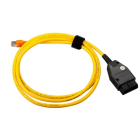 ENET Interface Cable for BMW E-SYS ICOM Coding F-series Without Software