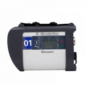 WIFI MB SD Connect Compact 4 Star Diagnostic Tool With HDD