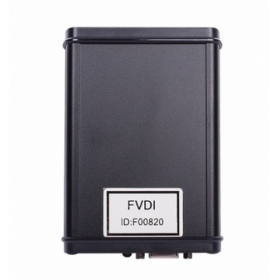 2014V FVDI ABRITES Commander 18 in 1 Without USB Dongle No Time Limited