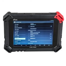 XTOOL X-100 PAD 2 Special Functions Plus Xtool X100C for iOS and Android Auto Key Programmer