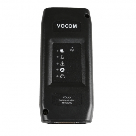 Black Volvo 88890300 Vocom VCADS Interface PTT 2.03.20 Diagnose for Volvo/Renault/UD/Mack Truck