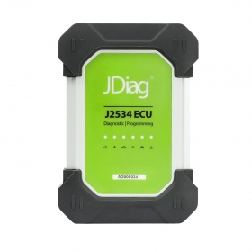 Original JDiag Elite II Pro J2534 Device with Full Adapters With DELL6430 LaptopELL6430 Laptop