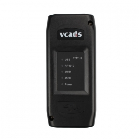 Multi-Language Volvo Truck Diagnostic Tool Volvo VCADS Pro 2.40