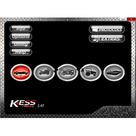 Newest Kess 5.017 2.47V Software Update Activate Cost For One Time