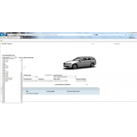 2015A Volvo Vida Dice Update Software With USB Dongle