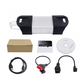 Ship from Europe Newest V187 Renault Can Clip Full Chip Gold CYPRESS AN2131QC Can Clip OBD2 Diagnostic-tool Interface OBDII Code Reader Gift Reprog V177