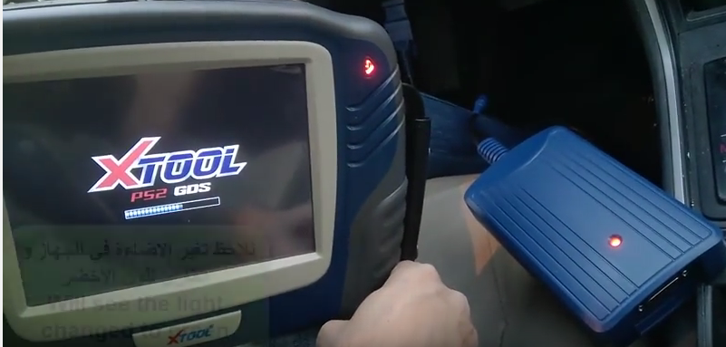 Bluetooth XTOOL PS2 Gasoline