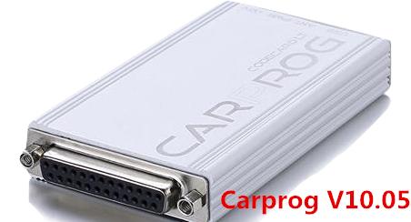 Carprog v10.05