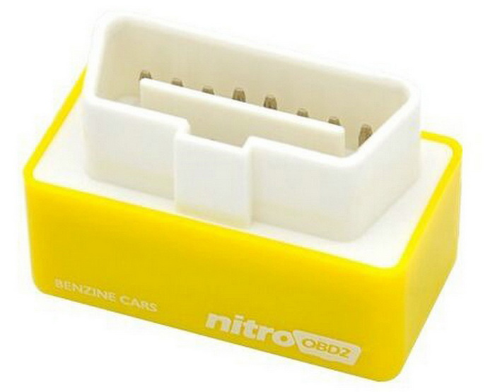 Nitro obd2 Tuning box