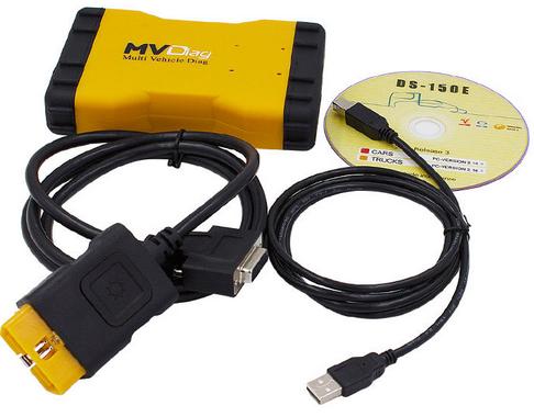 MVD MVDiag Multi Vehicle Diag