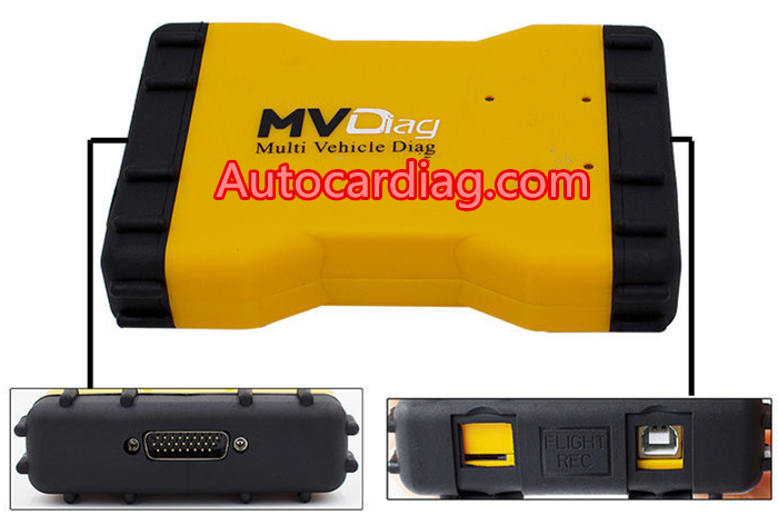 MVDiag Multi Vehicle Diag