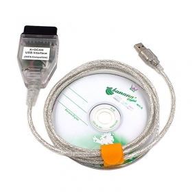 BMW INPA K +DCAN USB Interface