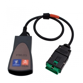 Lexia-3 Lexia3 PP2000 for Citroen/Peugeot OBD2 Diagnostic Tool with Diagbox Normal Version