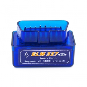 Super Mini ELM327 Bluetooth V2.1 OBD2 Car Code Reader For Android/Symbian
